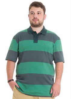 b128f317a9 Camisa Polo Listrada