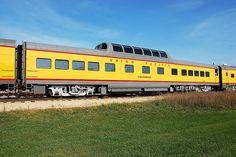 Union Pacific Railroad #7001, Columbine Minnesota, South St. Paul
