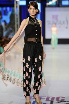 Somal Halepoto Spring/Summer Collection at PSFW 2013 Day 2