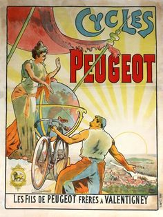 Peugeot bicycles