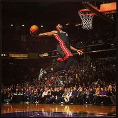 LeBron James #Dunk