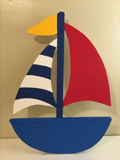 Diy Arts And Crafts, Diy Crafts For Kids, Paper Crafts, Art Drawings For Kids, Art For Kids, Baby Set, Summer Crafts, Fall Crafts, Sailor Party