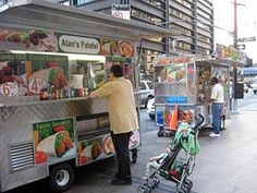 ALAN'S FALAFEL CART