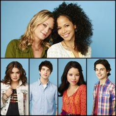 The Fosters CastI'm already addicted and there has only been 1 episode.