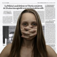 La policía local detiene en Vitoria a un joven de 24 años tras agredir a su pareja en plena calle.