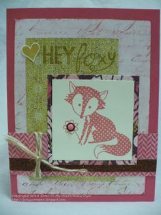 The Inky Scrapper: February Stamp of the Month Blog Hop: Wild About Love #IvyLane #ArtPhilosophy