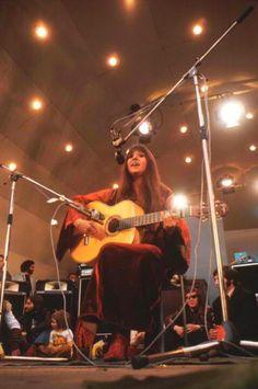 Mel Melanie Safka, Woodstock Festival, Debbie Harry, Guitars, Fence, Rain, Candles, Future, Concert