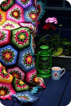 blog de decoração - Arquitrecos: I love crochet!!!!!