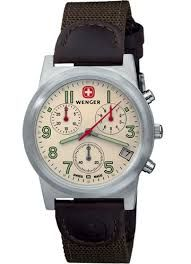 mens chronograph swiss watch leather band - Google Search