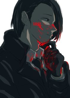 Furuta Nimura - Tokyo Ghoul: re okay, I hate this guy but I also love him, BUT I HATE HIM!! ugh... it's complicated -_-