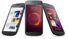 The First Ubuntu Smartphones Will Debut In October #ubuntu #mobile