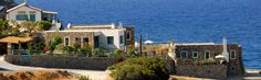 Comfortable, well fitted #Villas with pool, on a perch sea & island view, local feel of #Mochlos #Village ... our Mochlos Villas!  http://www.crete-hotels-rooms.com/Reservations/Mochlos_Villas.htm