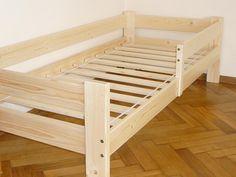 Pallet Furniture, Furniture Making, Montessori Toddler Rooms, Kids Bed Frames, Bunk Beds With Storage, Bunk Bed Designs, Bed Table, Diy Bed, Kids Bedroom