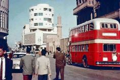 Bus in Iraq_Al-Rasheed Street By: Haider Ibrahim