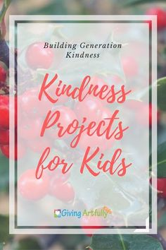 Kindness Projects for Kids for this holiday season.  Teachers that Give Blog Hop and Giveaway