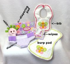 This is a combo set combining our Mini Diaper Tote and Baby Doll Set. Read the description below for more information including stitch counts and dimensions. Custom Embroidery, Embroidery Files, Embroidery Applique, Machine Embroidery Designs, Baby Doll Set, Baby Doll Accessories, Baby Alive, Baby Pictures, Crafty