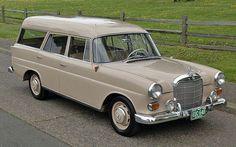 1964 Mercedes Benz Fintail Wagon