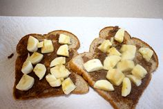 Easy, healthy almond butter.