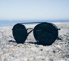 Sport chic: the #Vuarnet Edge Round in sunny Biarritz. #ItsAVuarnetDay on France's iconic coastline with Chillinmaster. http://vuar.net/2ksHSlz #sunglasses #mensunglasses #womensunglasses #polarizedsunglasses #fashion