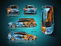The approved #thor #fullwrap #carwrapdesign for #vw #golf6 👍 Design by TTStudio.ru ✍️ #ttstudioru #folienfx #vwgolfclub #vwgolfgti #vag #vagcars #desingforcar #design #wrapdesign #lowered #stance #low #deep #wrapped #wrapping #wrap #carwraps #vinylwraps #carwrapping #folie #foliedesign #foliecardesign Golf 6, Car Wrap, Thor, Vw, Wrapping, Deep, Vehicles, Design