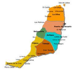 Vacanza a Fuerteventura, Corralejo, Cotillo, Caleta de Fuste