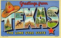 Texas. Lived in Bellville, College Station, and New Braunfels!