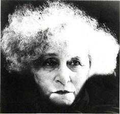 Madame d'Ora, Colette, 1953