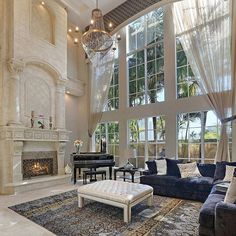 Luxury House Interior Design Tips And Inspiration Luxury Homes Dream Houses, Luxury Homes Interior, Home Interior Design, Luxury Apartments, Modern Mansion Interior, Small Luxury Homes, Dream House Interior, Luxury Home Designs, Luxurious Homes