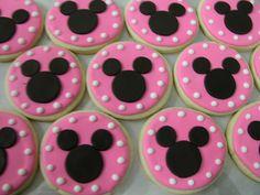 minnie mouse cookies by GRAMPASSTORE, via Flickr