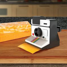 ThinkGeek :: Say Cheese!