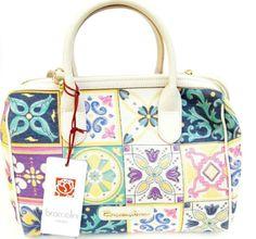 handbags-borsa-bauletto-BRACCIALINI #handbags #bestprice #borse #donna #superprezzi #saldi #sales #borsescontate #braccialini