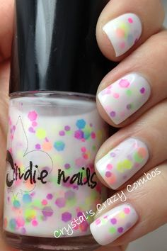 Crystals Crazy Combos: Jindie Nails - Candy Land