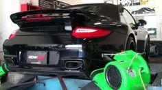 RENNtech Porsche: 2011 Porsche 911 Turbo S