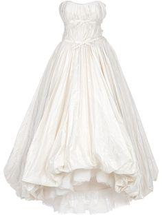 BALENCIAGA VINTAGE Robe De Mariée Vintage