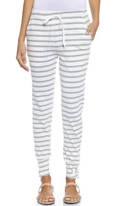Solid & Striped Lounge Pant