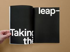 The Great Discontent Magazine Theme Spread