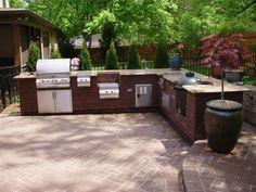 Landscape Outdoor Kitchens Ideas