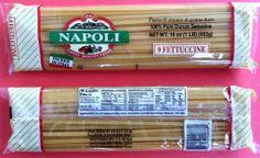 Napoli Fettuccine 1#