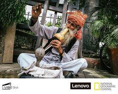 Music is an universal Language. The snake immaculately captured with Lenovo Vibe Shot Shoot Like a Pro