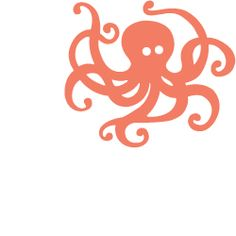 Octopus Rubber Stamp