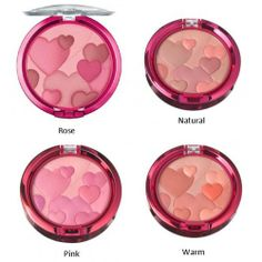 Physician's Formula Happy Booster Glow (bronzer) & Mood Boosting Blush. Shimmer free. I want to try Natural, $13.00 Target, Walmart, CVS