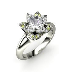 Design your dream engagement ring!-I just thought this design was pretty