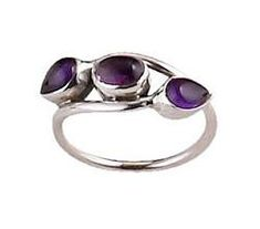 Amethyst Jewellery – Amethyst Ring,925 Sterling Silver, Wedding Jewelry – a unique product by Midas-Jewelry on DaWanda Amethyst Jewelry, Amethyst Gemstone, Gemstone Rings, Diamond Jewelry, Tribal Jewelry, Unique Jewelry, Silver Wedding Jewelry, Moonstone Pendant, Jewelry Shop