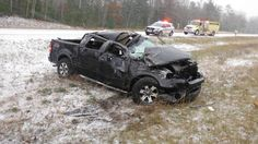 Weather Causes Several Accidents in Northern Michigan