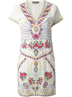 Antik Batik 'Elea' beaded dress.