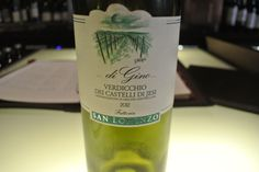 Verdicchio to die for... weight, body, luscious.