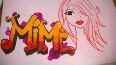 Graffiti style