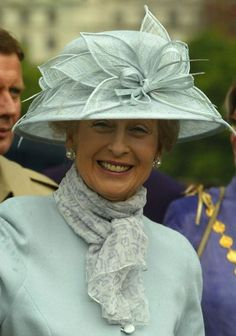 Princess Alexandra of Kent, Lady Ogilvy. First cousin of Queen Elizabeth II. Princess Alexandra Of Denmark, Princess Margaret, Princess Caroline, Prince Michael Of Kent, Royal Monarchy, Queen Hat, Diana, Queen Margrethe Ii, Royals