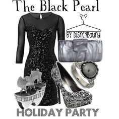Holiday Party: The Black Pearl | Pirates of the Caribbean