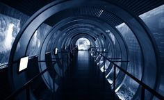 "Expo 2008, ""the tunnel of Eupalinos"" @ pavilion of Greece, archiplus architects"